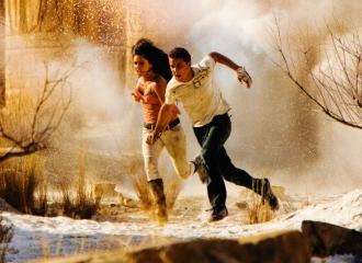 Megan Fox und Shia LaBoeuf in TRANSFORMERS: DIE RACHE - © Paramount Pictures