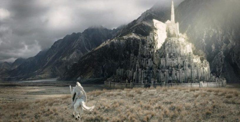 Szenenbild aus DER HERR DER RINGE: DIE RÜCKKEHR DES KÖNIGS - © Warner Bros.