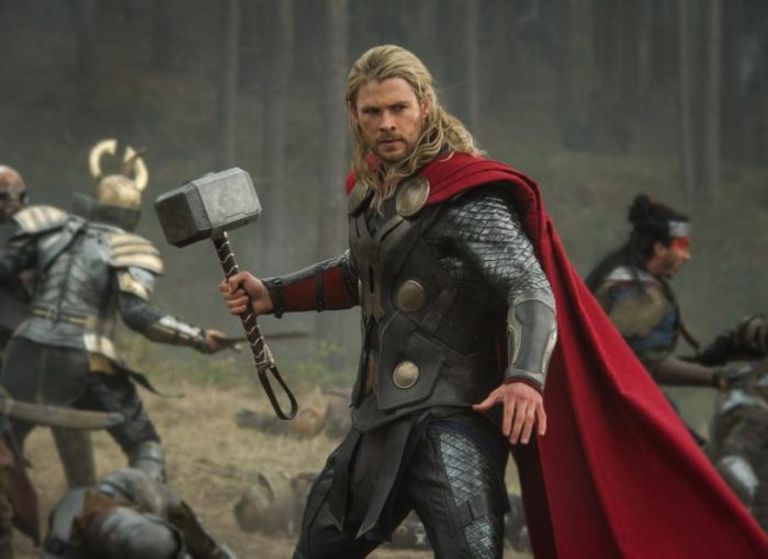 Szenenbild aus THOR 2 - THE DARK KINGDOM - © Marvel/Disney