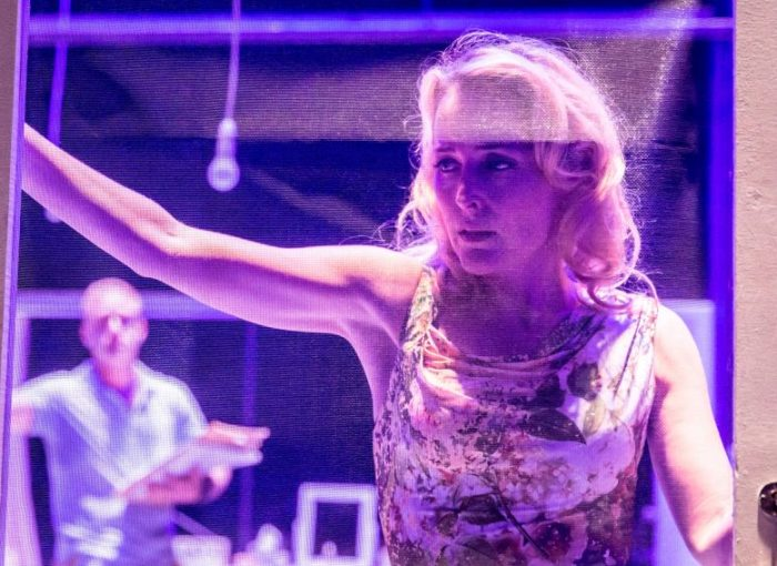 Blanche DuBois (Gillian Anderson) - © Photo by Johan Persson
