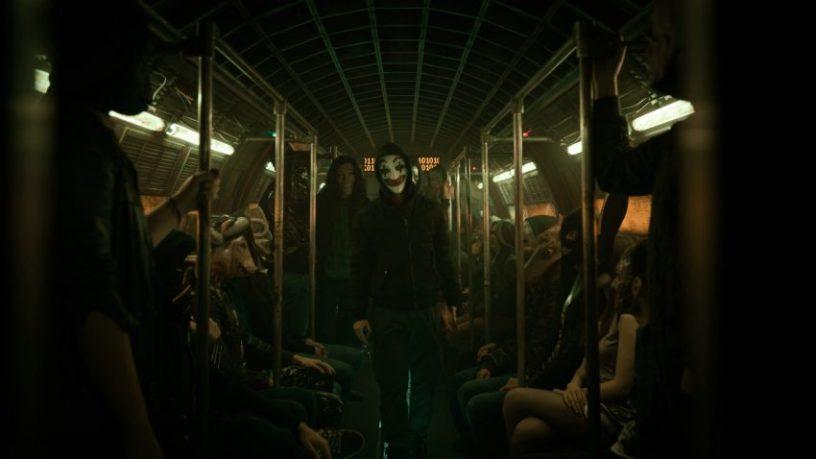 Szenenbild aus WHO AM I - © 2014 Sony Pictures Releasing GmbH