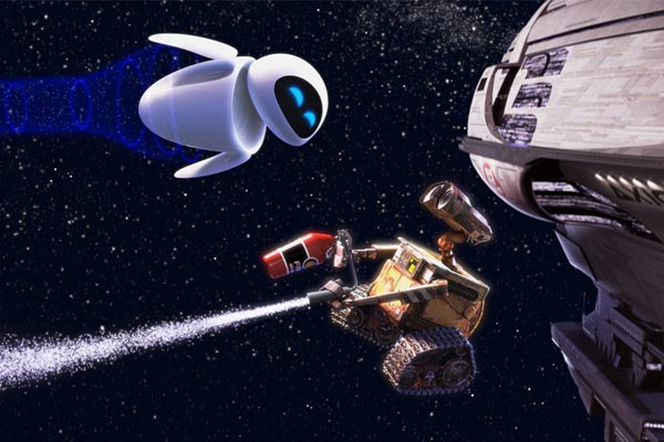 Szenenbild aus WALL-E - © Walt Disney Studios Motion Pictures France