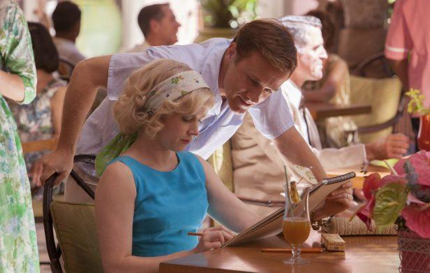 Szenenbild aus BIG EYES - Walter (Christoph Waltz) und Margaret Keane (Amy Adams) - © Studiocanal