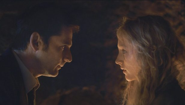 Szenenbild aus WER IST HANNA - Eric (Eric Bana) und Hanna (Saoirse Ronan) - © Sony Pictures