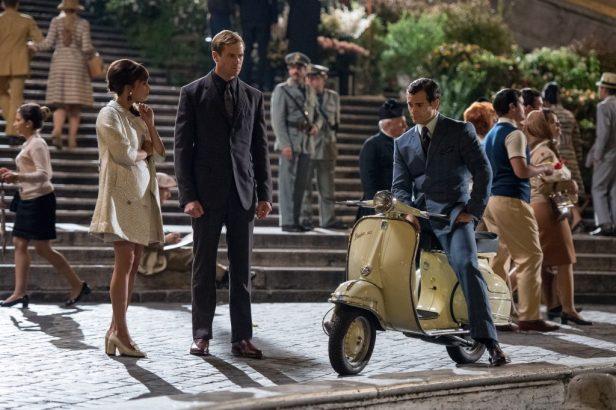 Szenenbild aus CODENAME U.N.C.L.E - © 2015 Warner Bros. Entertainment Inc. ALL RIGHTS RESERVED