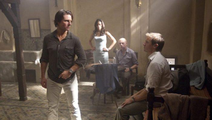 Szenenbild aus MISSION IMPOSSIBLE GHOST PROTOCOL - Ein Viererteam gegen den Rest der Welt - © Paramount Pictures