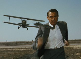 Szenenbild aus NORTH BY NORTHWEST - © Warner Bros. Ent.