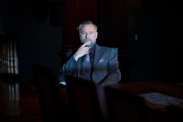 Szenenbild aus JOHN WICK - Viggo Tarasov (Michael Nyqvist) - © StudioCanal