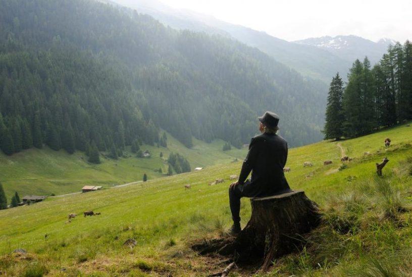 Szenenbild aus EWIGE JUGEND - LA GIOVINEZZA - © Wild Bunch Germany