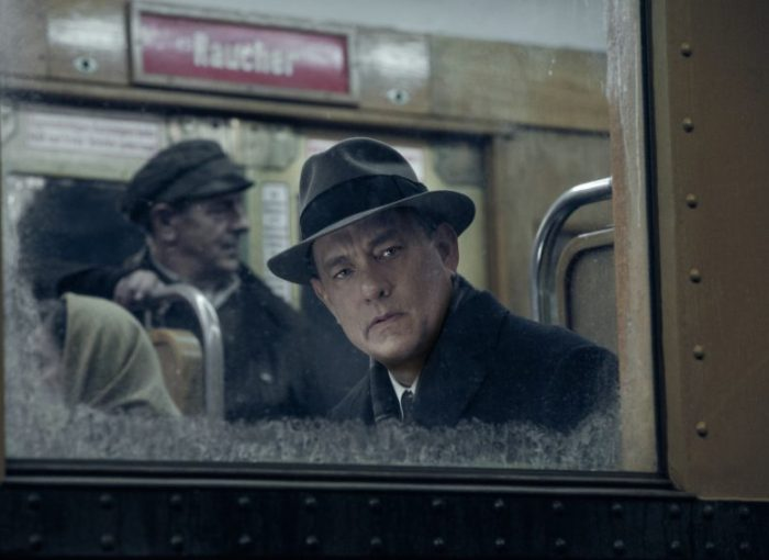 Szenenbild aus BRIDGE OF SPIES - James B. Donovan (Tom Hanks) - © 2015 Twentieth Century Fox