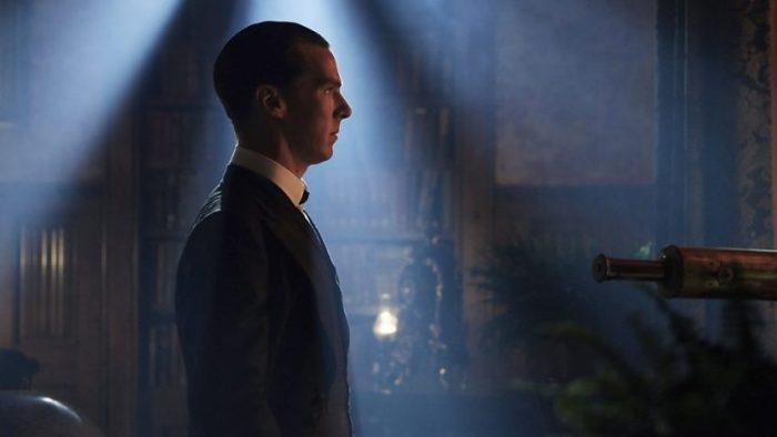 Szenenbild aus Sherlock: The Abominable Bride - Sherlock (Benedict Cumberbatch) - © BBC
