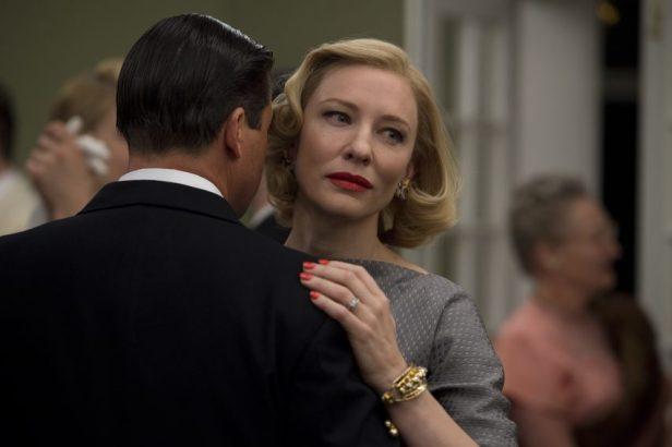 Szenenbild aus CAROL - Carol (Cate Blanchett) ist unzufrieden in ihrer Ehe - © Wilson Webb / DCM