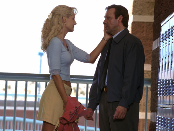 Arlene (Helen Hunt) und Eugene (Kevin Spacey) - © Warner Bros.