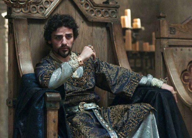 König John (Oscar Isaac) - © Universal Pictures
