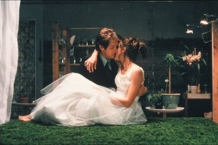 Mr. Grey (James Spader) und Lee (Maggie Gyllenhaal) - © Tiberius Film