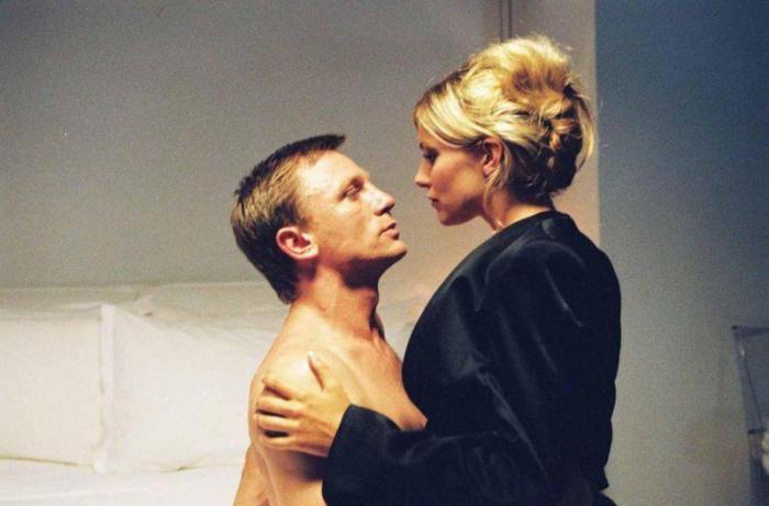 LAYER CAKE - XXXX (Daniel Craig) und Tammy (Sienna Miller) - © Sony