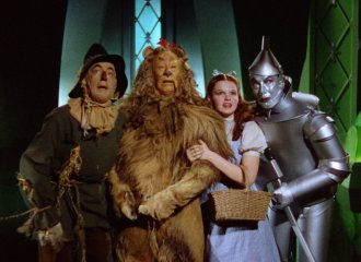 Szenenbild aus DER ZAUBERER VON OZ - THE WIZARD OF OZ - © Warner Home Entertainment