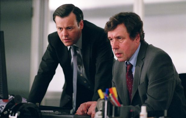 Dominic (Rupert Graves) und Finch (Stephen Rea) - © 2006 Warner Bros. Entertainment Inc.