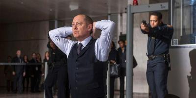 Reddington (James Spader) - © NBC