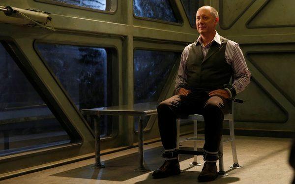 The Blacklist - Reddington (James Spader) - © NBC