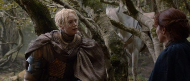 Brienne von Tarth (Gwendoline Christie) - © HBO