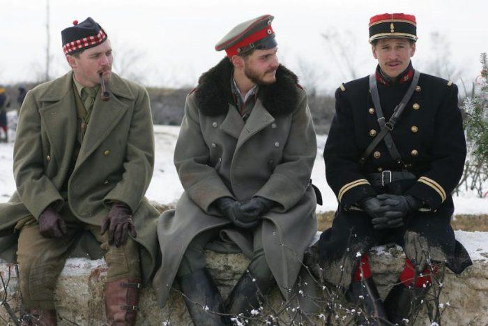 Die drei Generäle - © Wildbunch Germany