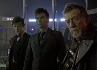 Szenenbild aus DOCTOR WHO: DAY OF THE DOCTOR - © BBC
