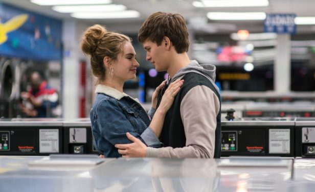 Debora (Lily James) und Baby (Ansel Elgort) - © Sony Pictures Germany
