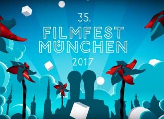 Screenshot aus dem Festivaltrailer 2017 des Filmfest München