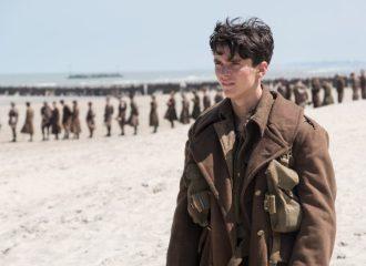 Filmstill aus Christopher Nolans DUNKIRK