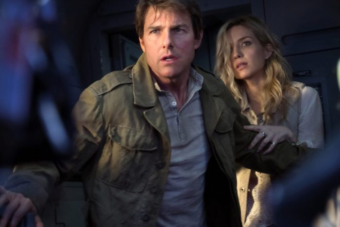 Nick (Tom Cruise) und Jenny (Annabelle Wallis) - © Universal Pictures Germany