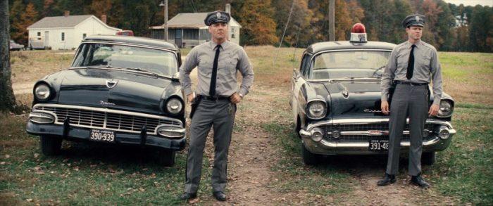 Filmstill aus LOVING (2016) - Die Lovings werden von der Polizei verhaftet - © Universal Pictures