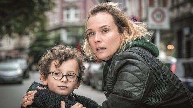 Filmstill aus AUS DEM NICHTS - Rocco (Rafael Santana) und Katja (Diane Kruger) - © Warner Bros. Germany