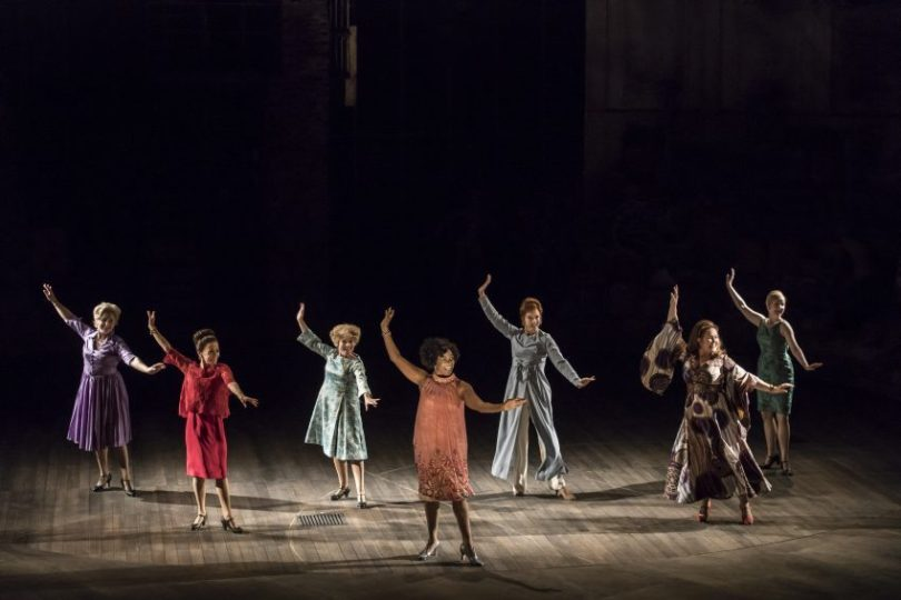 FOLLIES by Sondheim ; Directed by Dominic Cooke at the National Theatre, London, UK ; 21 August 2017 - Credit : Johan Persson