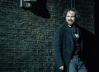 Young Marx (2017) - Rory Kinnear (Karl Marx) - © Photo by Manuel Harlan