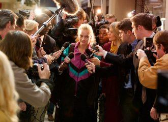 Szenenbild aus I, TONYA (2017) - Margot Robbie als Tonya Harding - © DCM