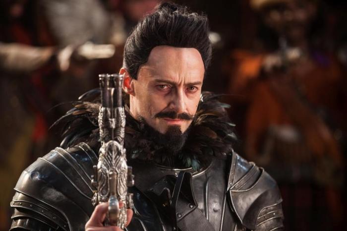 Szenenbild aus PAN - Blackbeard (Hugh Jackman) - © Warner Bros. Germany