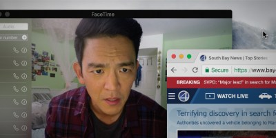 Szenenbild aus SEARCHING (2018) - David Kim (John Cho) - © Sony Pictures