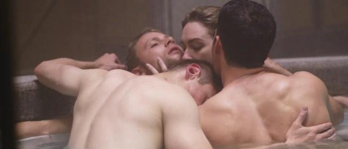 Szenenbild aus SENSE 8 - 1. Staffel (2015) - © Netflix
