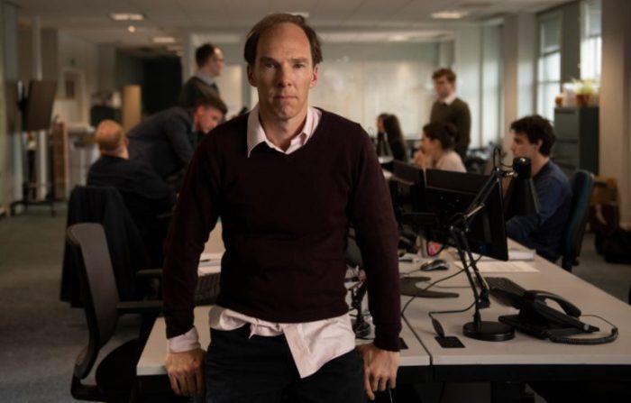 Szenenbild aus BREXIT: THE UNCIVIL WAR (2018) - Dominic Cummings (Benedict Cumberbatch) - © Polyband Medien