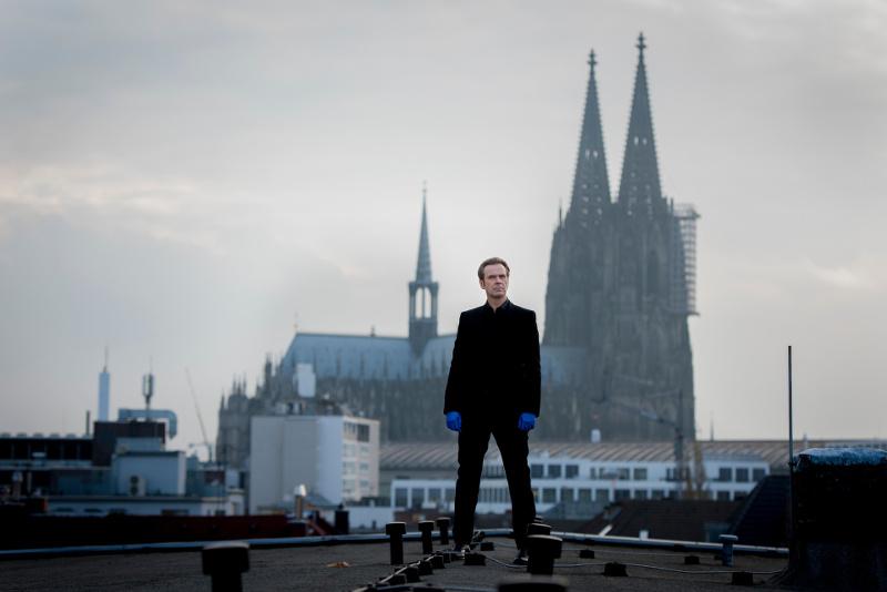 Szenenbild aus PROFESSOR T. - ZDF/Martin Rottenkolber