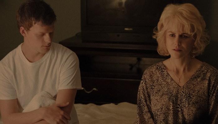 Szenenbild aus DER VERLORENE SOHN - BOY ERASED - Jared (Lucas Hedges) und Mutter Nancy (Nicole Kidman) - © Universal Pictures