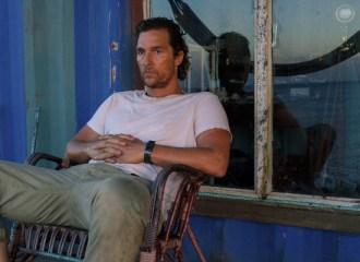 Szenenbild aus IM NETZ DER VERSUCHUNG (2019) - SERENITY von Steven Knight - Baker Dill (Matthew McConaughey) - © Universal Pictures