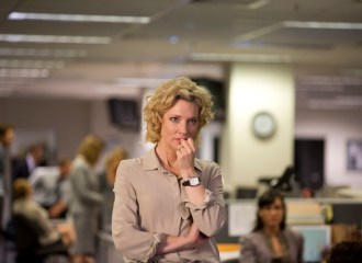 Szenenbild aus TRUTH - DER MOMENT DER WAHRHEIT - Mary Mapes (Cate Blanchett) - © Warner Bros.