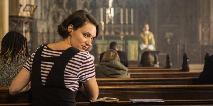 Szenenbild aus FLEABAG - 2. Staffel - Fleabag (Phoebe Waller-Bridge) - © BBC