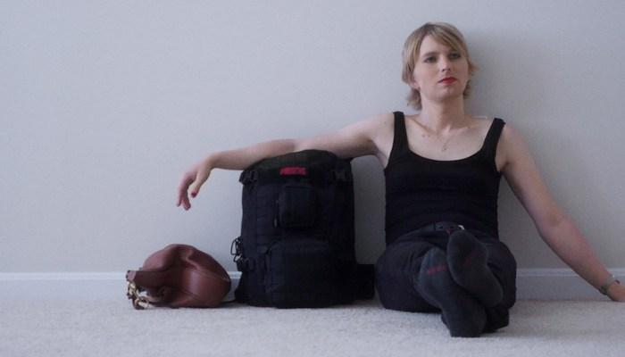 Szenenbild aus XY Chelsea (2019) - Chelsea Manning - © Showtime