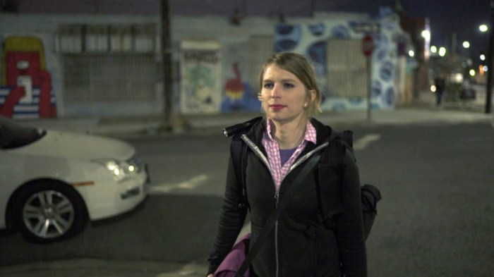 Chelsea Manning - Photo credit: Courtesy of SHOWTIME