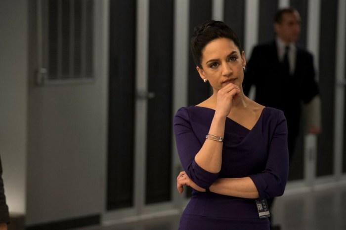 Szenenbild aus BLINDSPOT - 2. Staffel (2017) - Neu im Team: Naz Kamal (Archie Panjabi) - © NBC