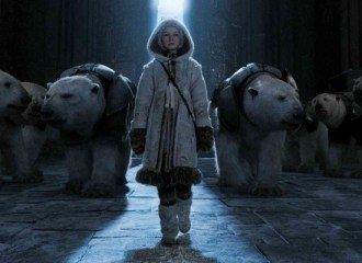 Szenenbild aus DER GOLDENE KOMPASS - THE GOLDEN COMPASS - Lyra (Dakota Blue Richards) - © Warner Bros.