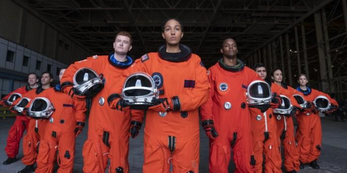 Szenenbild aus SPACE FORCE - © Netflix